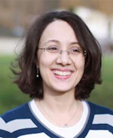 Dr. Amel Bennaceur joins the team!